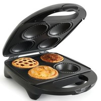 The Personal Pie Baker - Hammacher Schlemmer