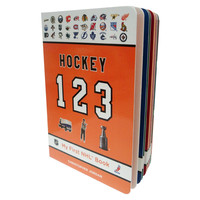 My First NHL Board Books - Hockey 123