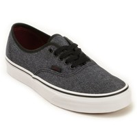 Vans Authentic Micro Grid Skate Shoes