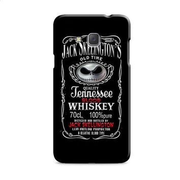 Jack Skellington Whiskey Daniels Samsung Galaxy J7 2015 | J7 2016 | J7 2017 Case