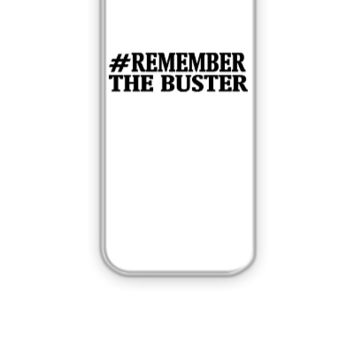 remember the buster,paul walker - iPhone 5&5s Case