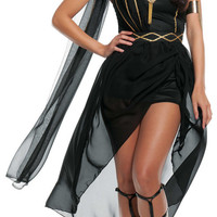 Dark Goddess Adult Costume
