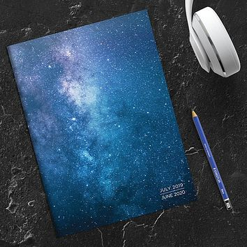 Starry Night Academic Monthly Planner