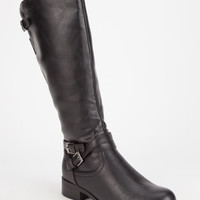 Soda Bio Womens Boots Black  In Sizes