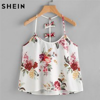 SHEIN Floral  Camisole Top