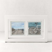 Light-Up Polaroid Duo Picture Frame | Urban Outfitters
