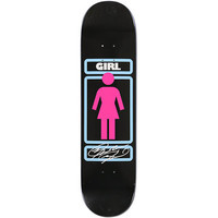 Girl Biebel Sign Here 7.87 Skateboard Deck