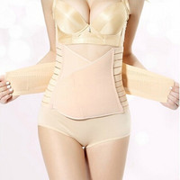 Maternity Postpartum Corset Support Recovery Tummy Belly Waist Belt Shaper Slimming Body = 1945790852