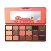 GREAT DEAL] Too Faced Sweet Peach Eye Shadow collection