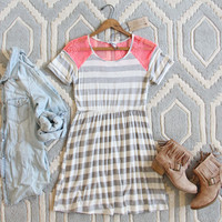 Easy Wear Stripe Dress