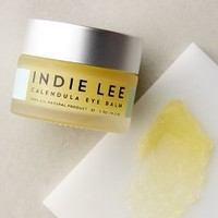 Indie Lee Calendula Eye Balm in White Size: One Size Makeup