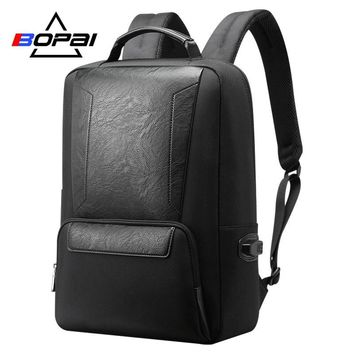 Nylon Leather Men Women Backpacks School Bags for Teenager Boys Girls Large Capacity Laptop Backpack Fashion Men Backpack Travel