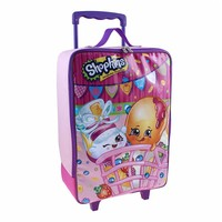 Moose Shopkins 16-inch Wheeled Luggage Case - Kids (Pink)