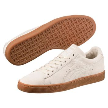 Suede Classic Natural Warmth Sneakers, buy it @ www.puma.com