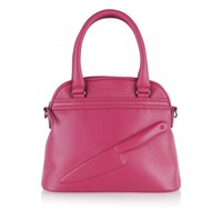 Vlieger & Vandam Bags | Guardian Angel Classic Small Knife Pink | Amsterdam