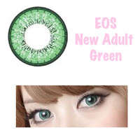 EOS Lens - New Adult Green