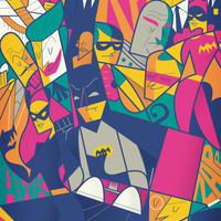 1966 Art Print by Ale Giorgini