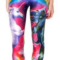 Somewhere Over the Rainbow Leggings