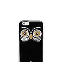 embellished owl iphone 6 case