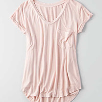 AEO Soft & Sexy Favorite T-Shirt , Pink