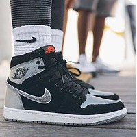 Nike Air Jordan 1 OG Aleali May AJ1 Trending Women Stylish Personality High Top Sneakers Running Sport Shoes I/A