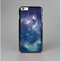 The Subtle Blue and Green Nebula Skin-Sert for the Apple iPhone 6 Skin-Sert Case