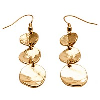 Medallions Dangle Earrings