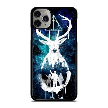 DEATHLY HALLOWS HARRY POTTER AQUARELL iPhone Case Cover