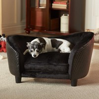 Luxury Pet Bed With Storage
