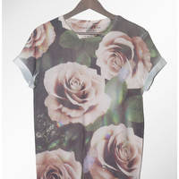 Cinema Rose Tee | Last But Won