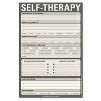 KNOCK KNOCK SELF-THERAPY PAD