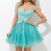 Tony Bowls Shorts TS11475 Dress