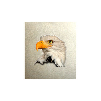 Eagle Jewelry Supplies, Jewelry Supply, Jewellery Supplies Print On PU Leather. Jewellery Making Kit, Jewelry Findings, Jewelry Print Eagles