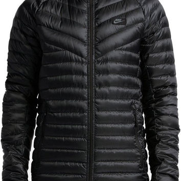 Nike Mens Guild 550 Down Black Jacket 693529-010