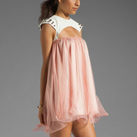 UNIF Omen Dress in Pink from REVOLVEclothing.com