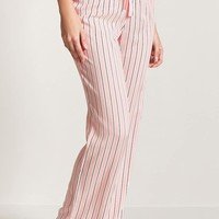 Stripe Pajama Pants