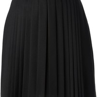 Saint Laurent pleated skirt