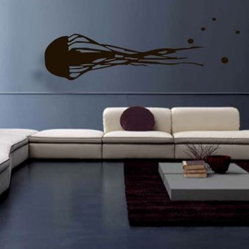 Wall Decal/Sticker GIANT JELLYFISHFree Shipping by shanon1972