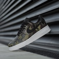 spbest Nike Air Force 1 '07 LV8 'Camo' 823511-201