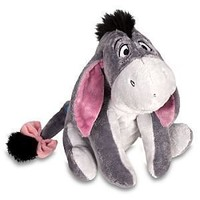 Disney Eeyore Plush Toy -- 11''