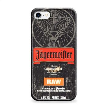 jagermeister raw iPhone 6 | iPhone 6S case