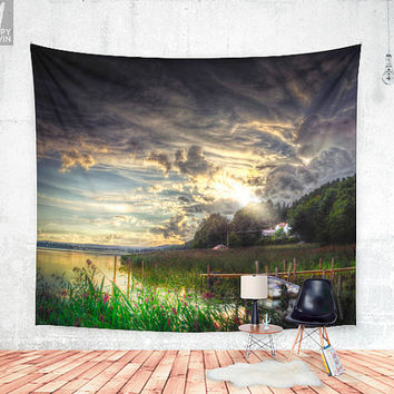 Divine Wall tapestry