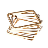 By Boe: Stackable Square Ring