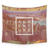 Society6 Adventure Wall Tapestry