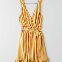 Don't Ask Why Ruffle Dress, Yellow