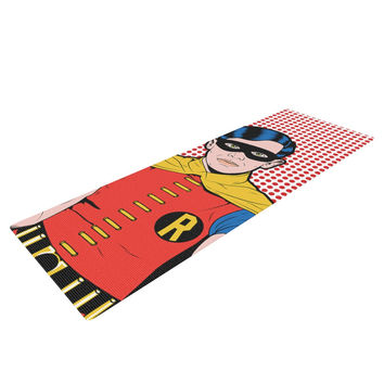 "Roberlan ""The Boy Wonder Pop"" Robin Yoga Mat"