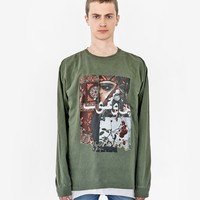 The Amorist Long-Sleeve Tee in Faded Olive