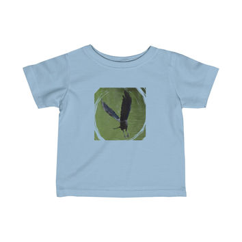 As the Crow Flies- Infant Fine Jersey Tee