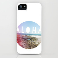 Aloha iPhone & iPod Case by Sunkissed Laughter