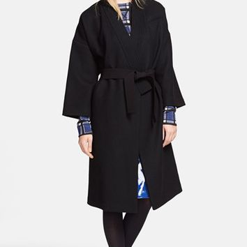 Women's MARC BY MARC JACOBS 'Hiro' Felt Crossover Coat